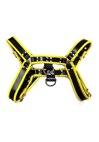 Rouge OTH-FRONT Harness Black/ Yellow