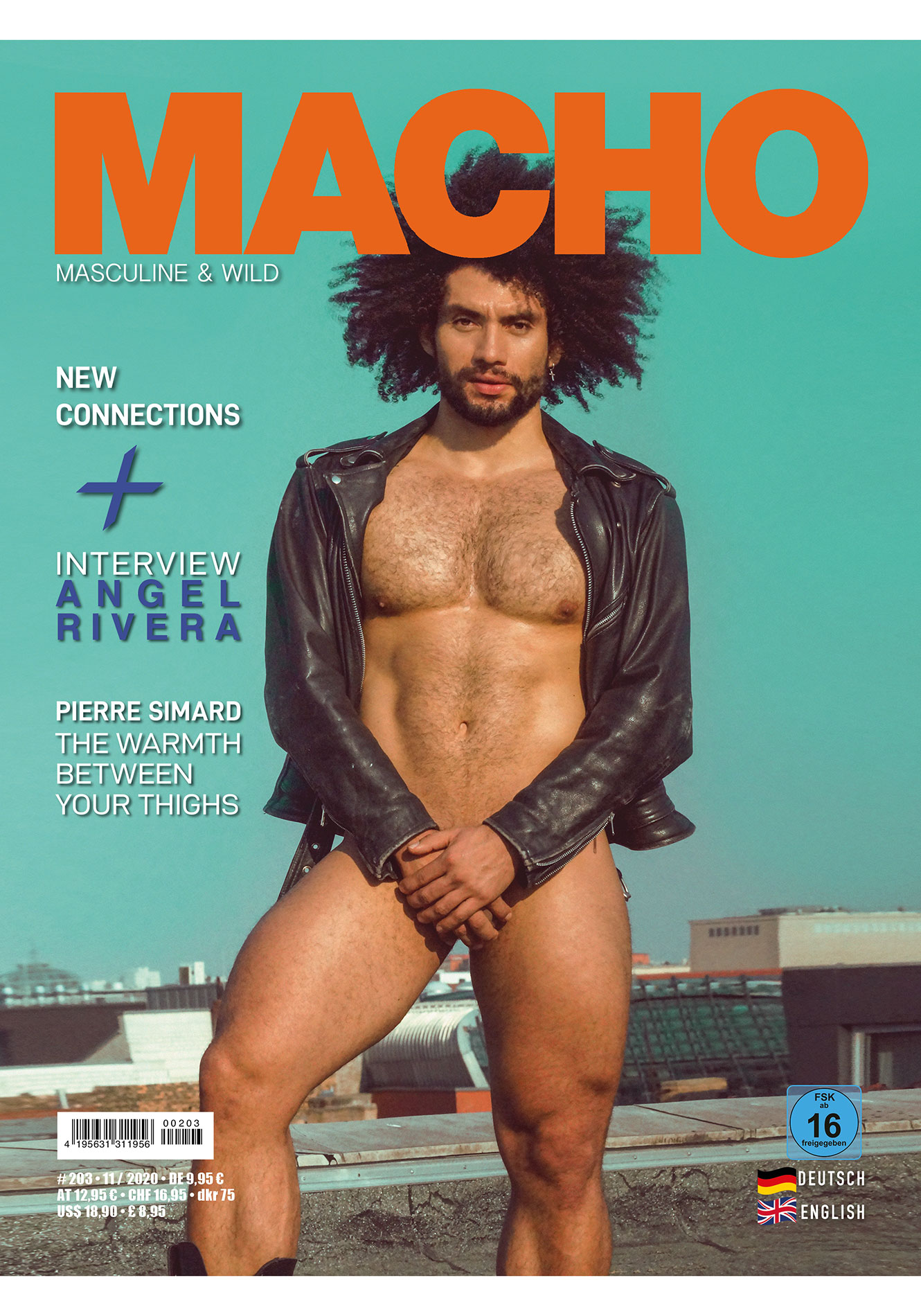 Macho Magazin #203