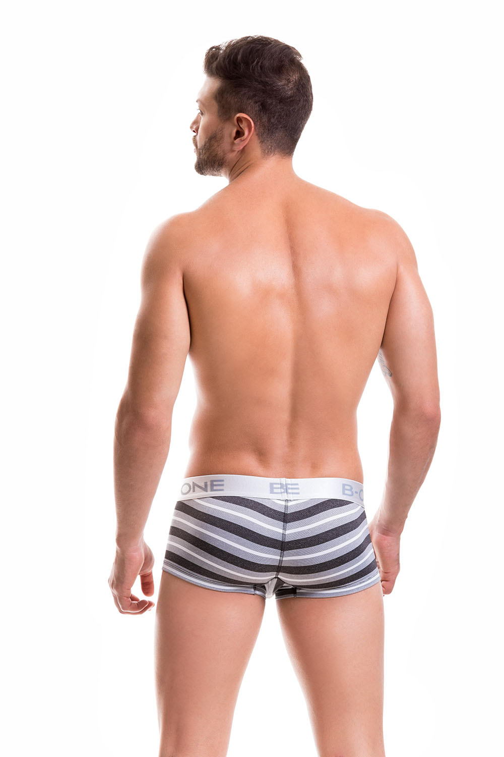 B-ONE 0005-2 grey M Boxer Clinton
