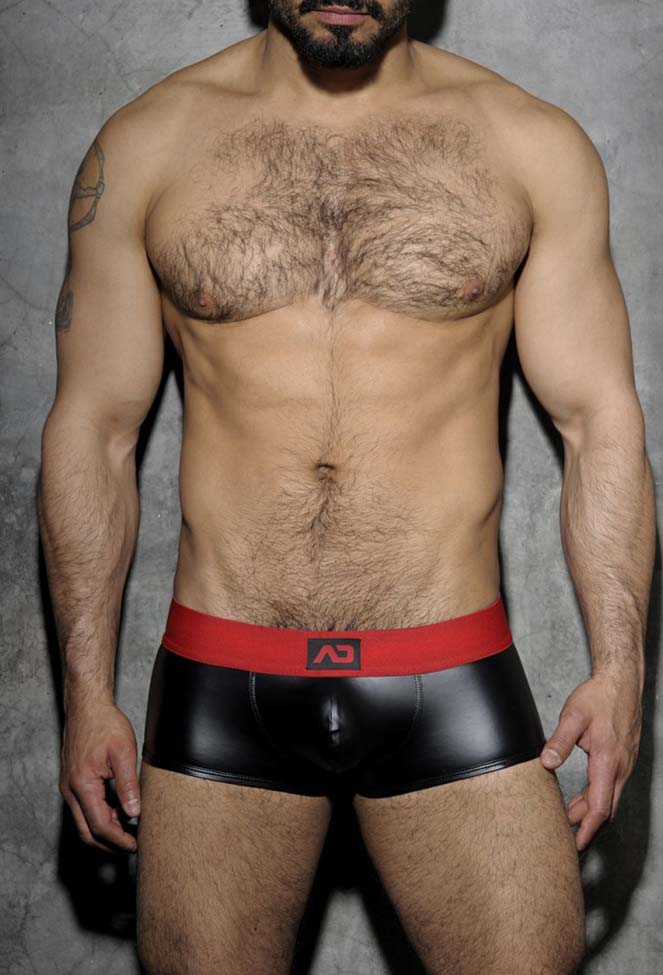 ADDICTED ADF49 Fetish Rub Boxer