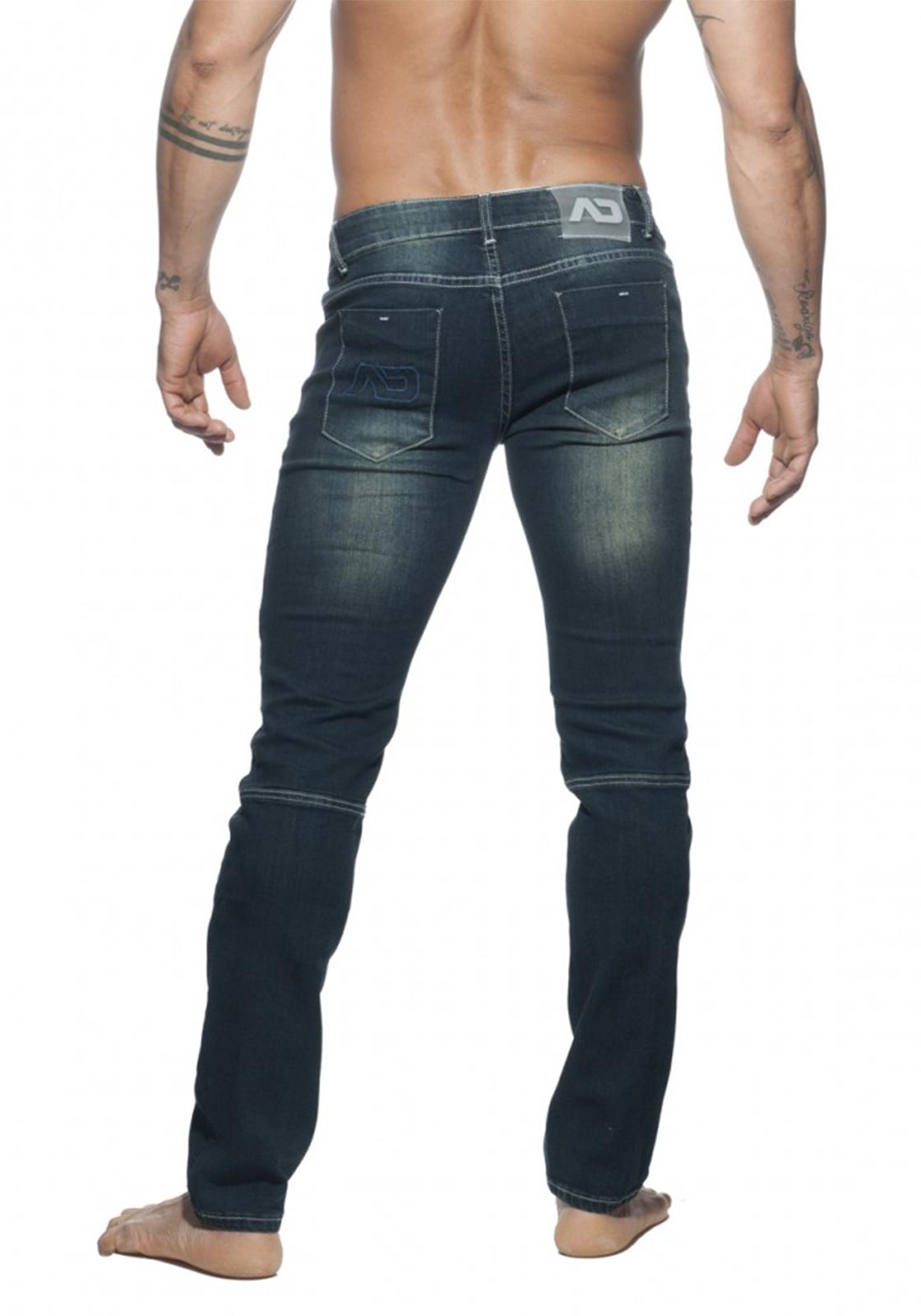 Addicted 636 Basic Jeans | Navy