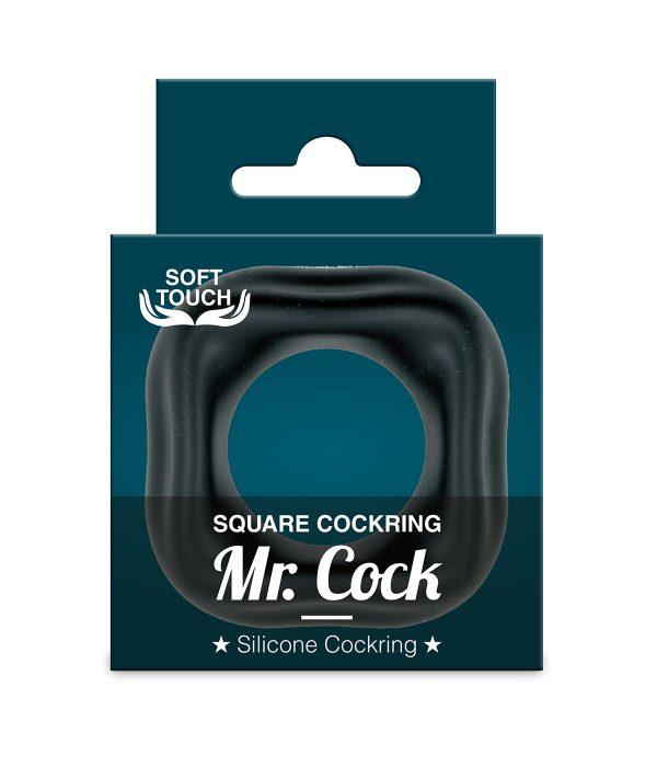 Mr. Cock Square Cockring