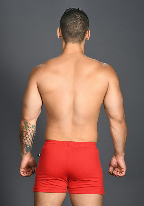 Andrew Christian 6449 Cock Retro Shorts