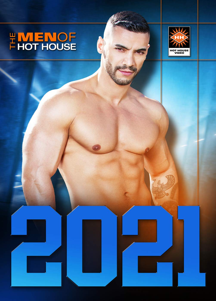 The Men of Hot House Kalender 2021