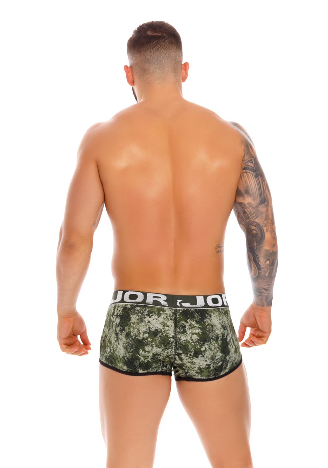 JOR Boxer Army | Green
