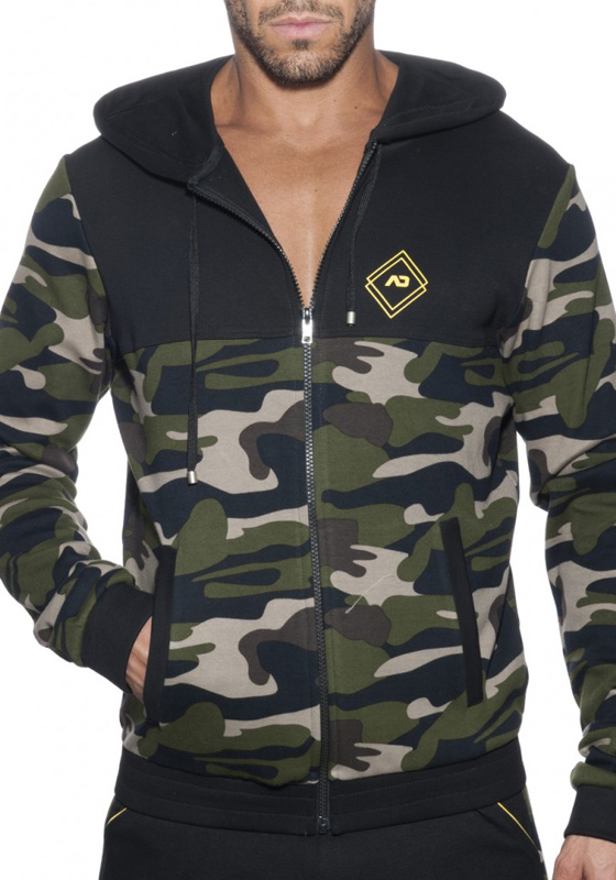Addicted 659 Sport Camo Jacket