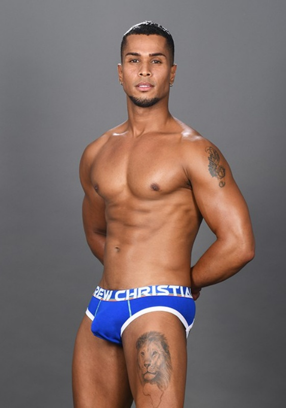 Andrew Christian Royal CoolFlex Arch Jock Show-It