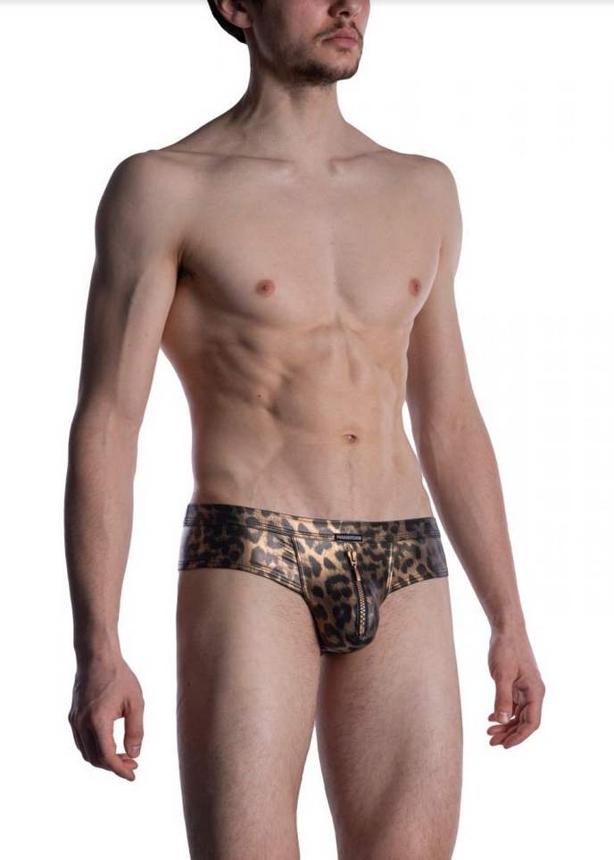 MANSTORE Wild Zipped Brief