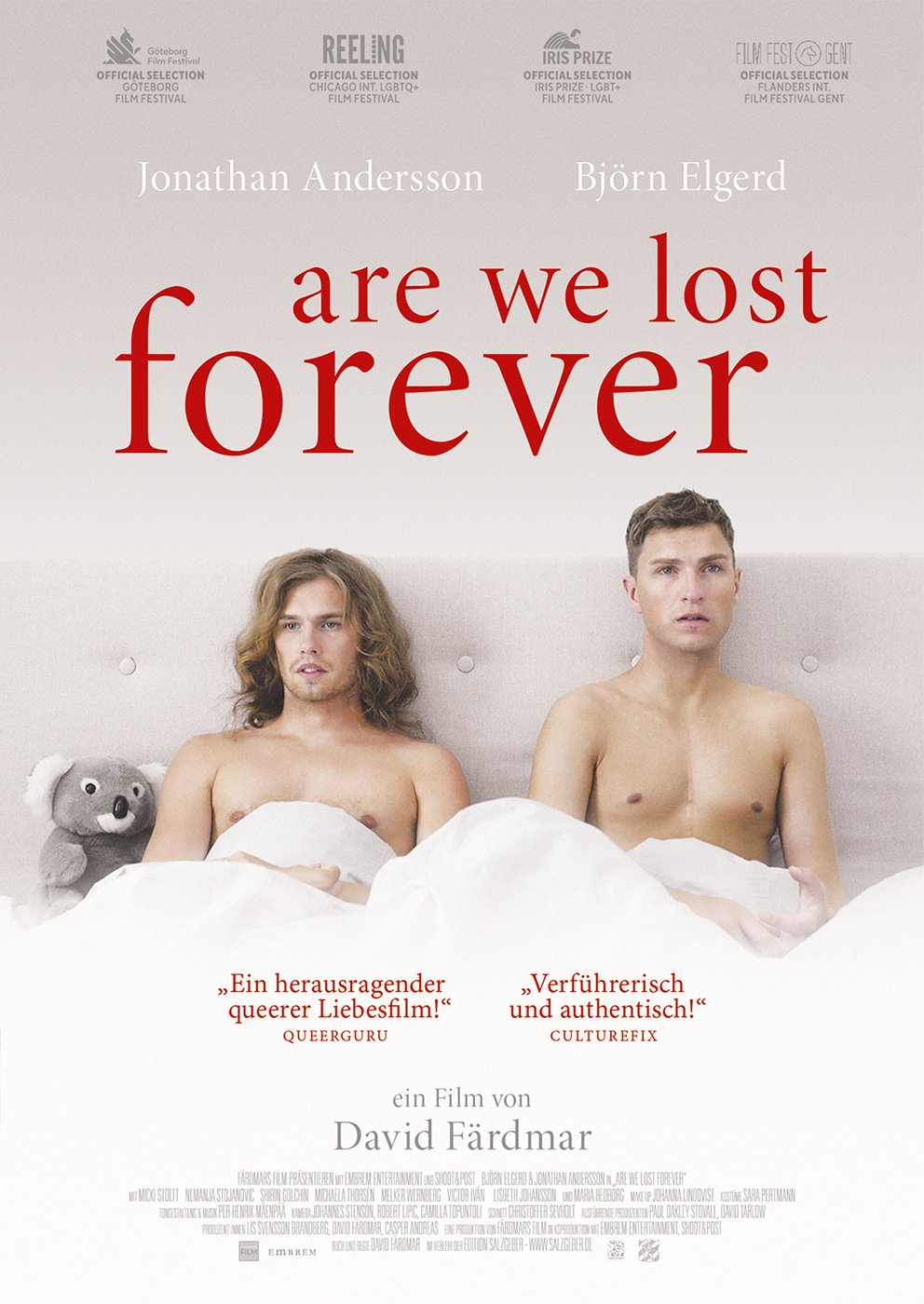 Are We Lost Forever (DVD)
