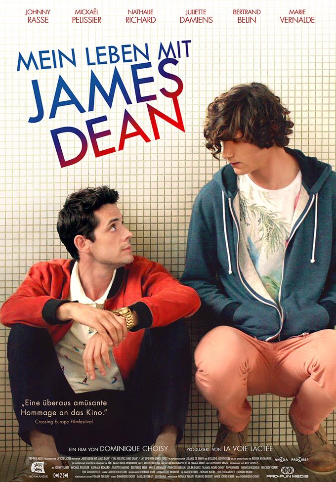 Mein Leben mit James Dean OmU (DVD)