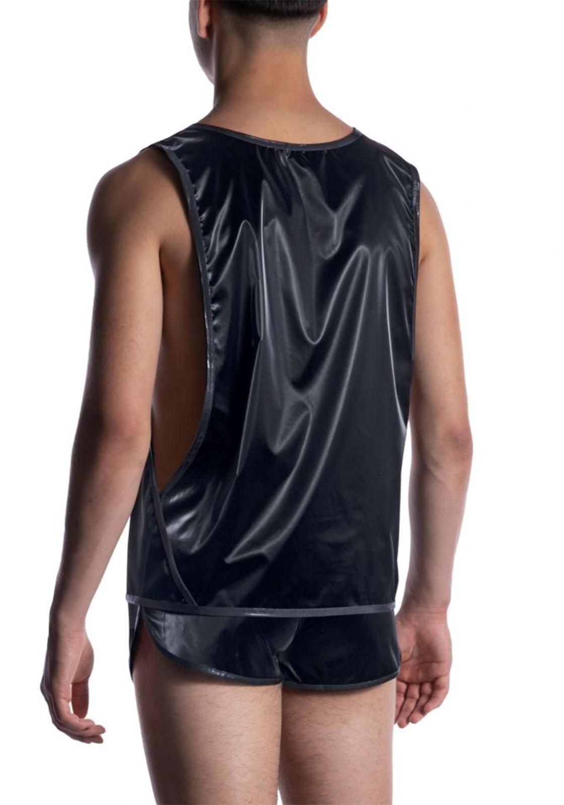 Manstore Freak Shirt | Black