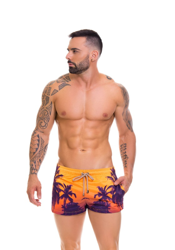 JOR Mini Swim Short Caribe