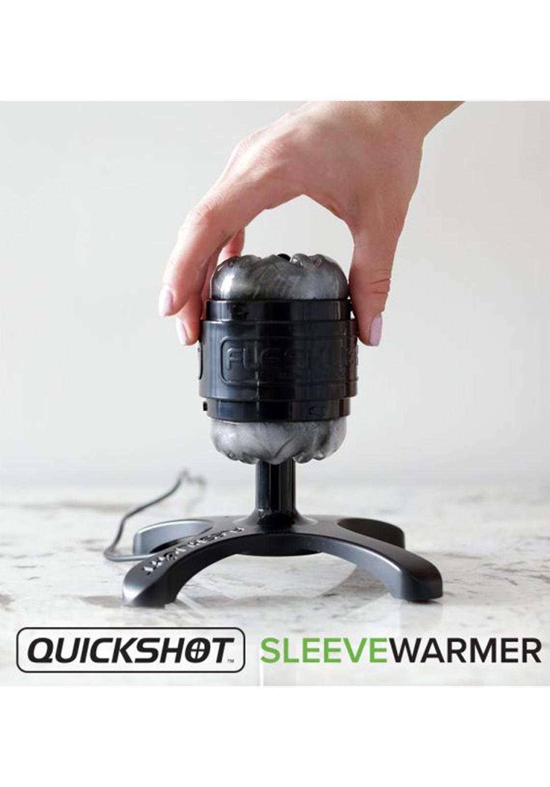 Fleshjack: Quickshot Sleeve Warmer