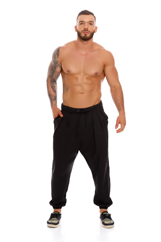 JOR Long Pant Cancun | Black