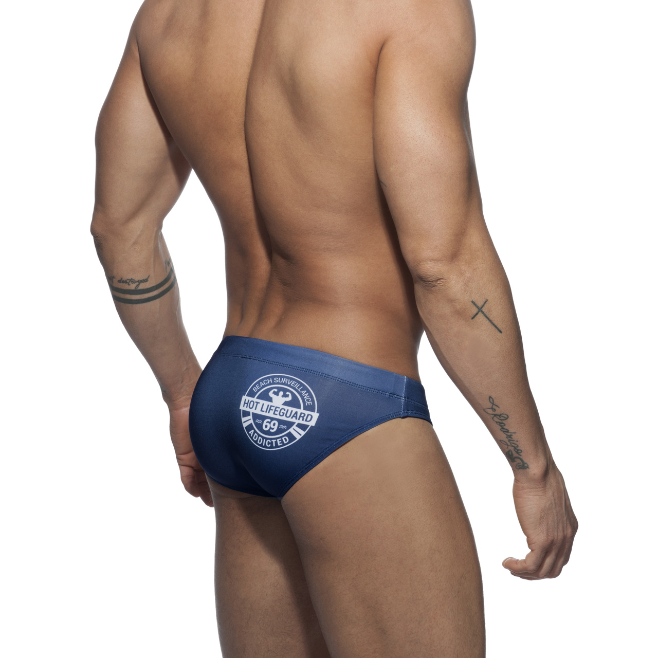 Addicted Lifeguard Swim Brief