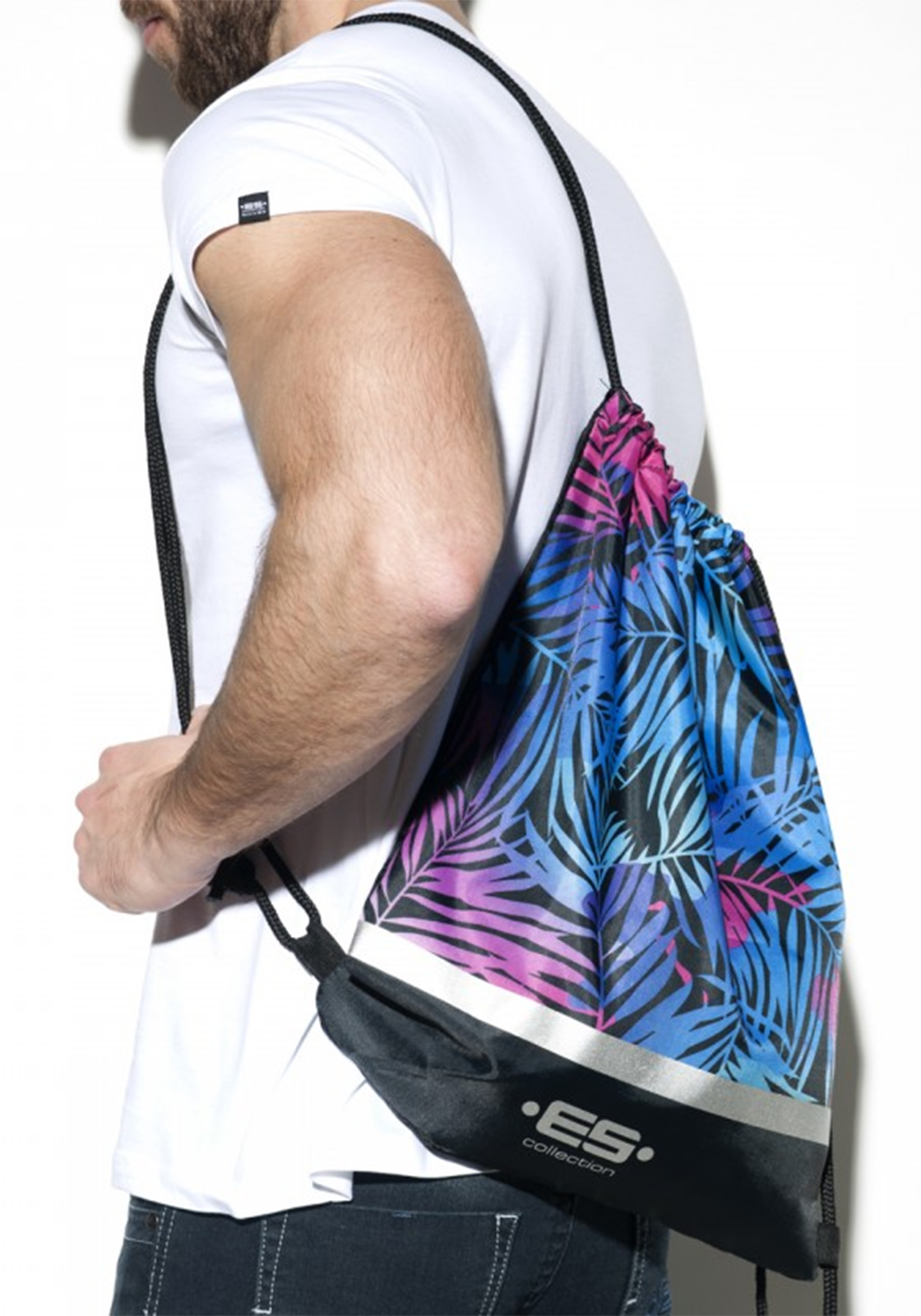 ES Collection Reversible Palms Backpack