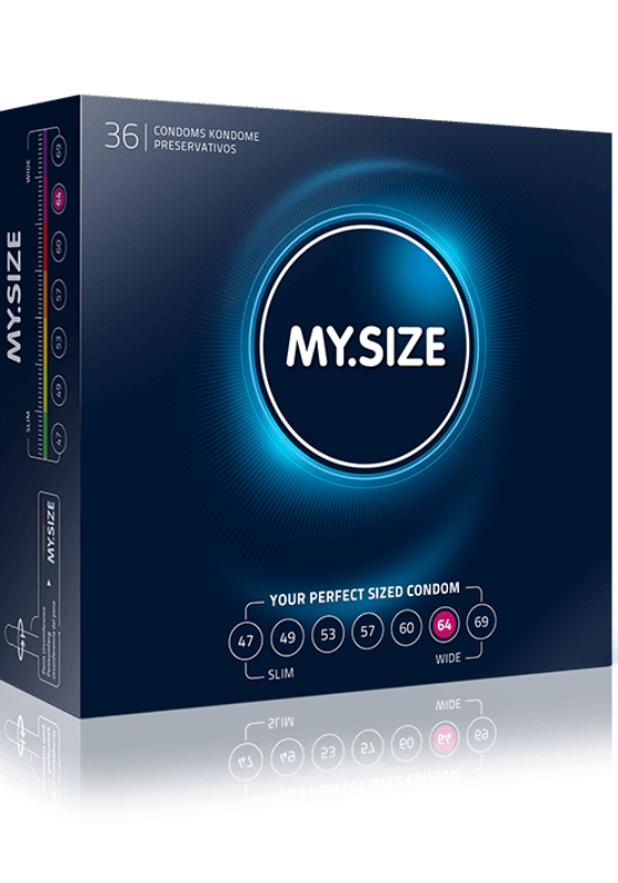 My.Size Kondome -  Grösse 64