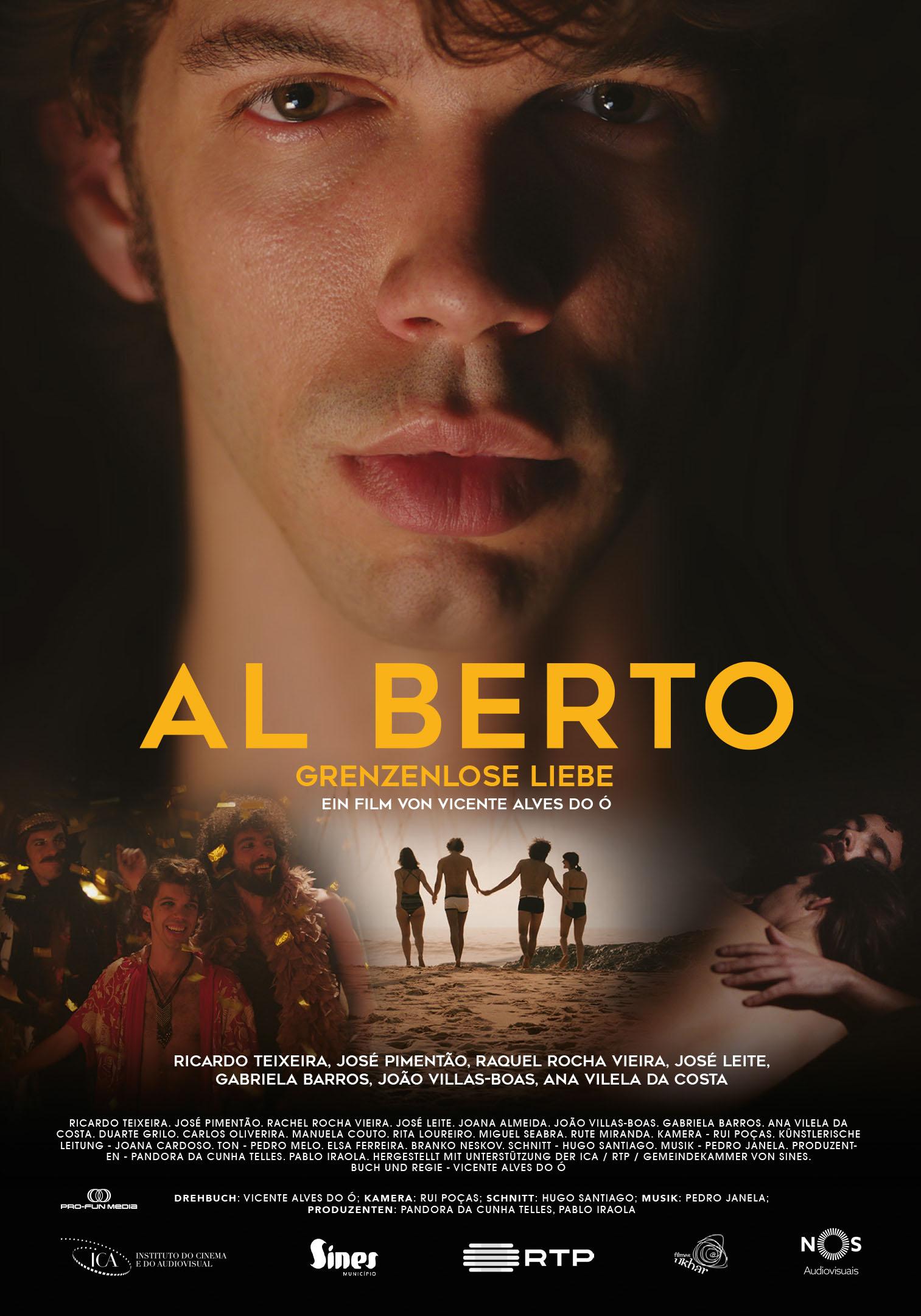 Al Berto OmU (DVD)